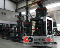 zenith grinding Shanghai zenith mining and construction machinery co, ltd is a hi-tech, engineering group we are specialized in the research, develop-ment, and production of industrial crushing, powder grinding, mineral processing equipments and other.